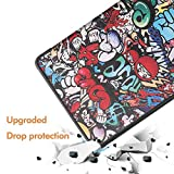 Dteck Fire HD 8 Case 2020, Hard Plastic Back Cover