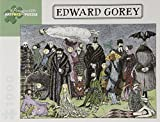 Edward Gorey 1,000-Piece Jigsaw Puzzle (Pomegranate Artpiece Puzzle)
