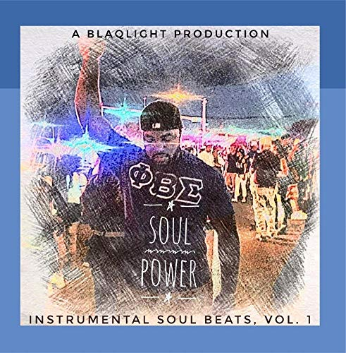 Soul Power: Instrumental Soul Beats,Vol. -