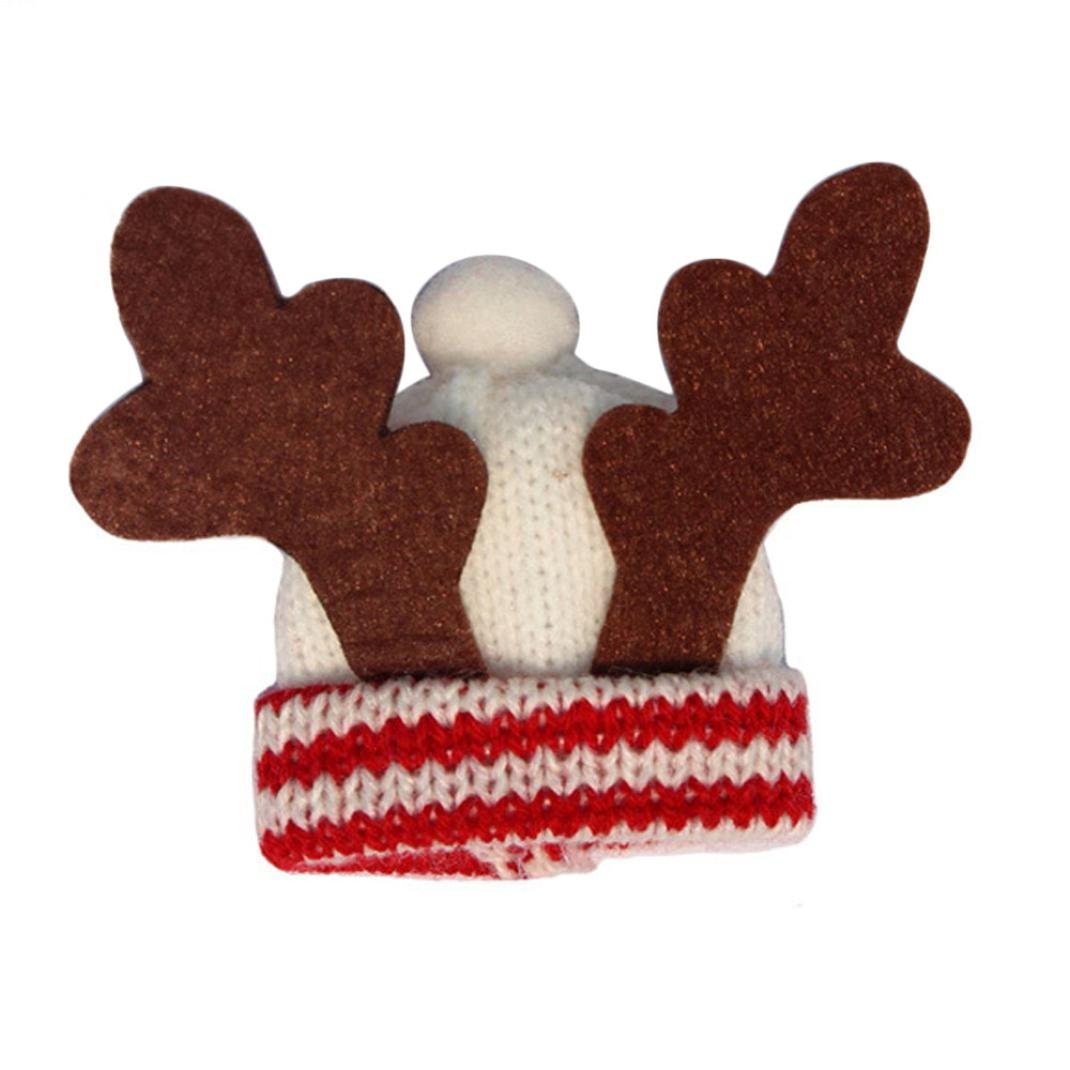Set Includes Deer Sweater and Hat