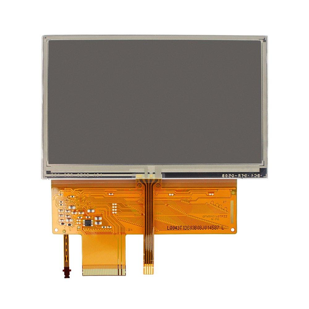 beemax LCD pantalla con Touch digitalizador de cristal Industrial pantalla LCD para Garmin Nuvi 200 W 205 W 250 W 255 W 255 WT 265 W, 265 WT 245 W 285 W 1690 1690T reparación Fix: Amazon.es: Amazon.es