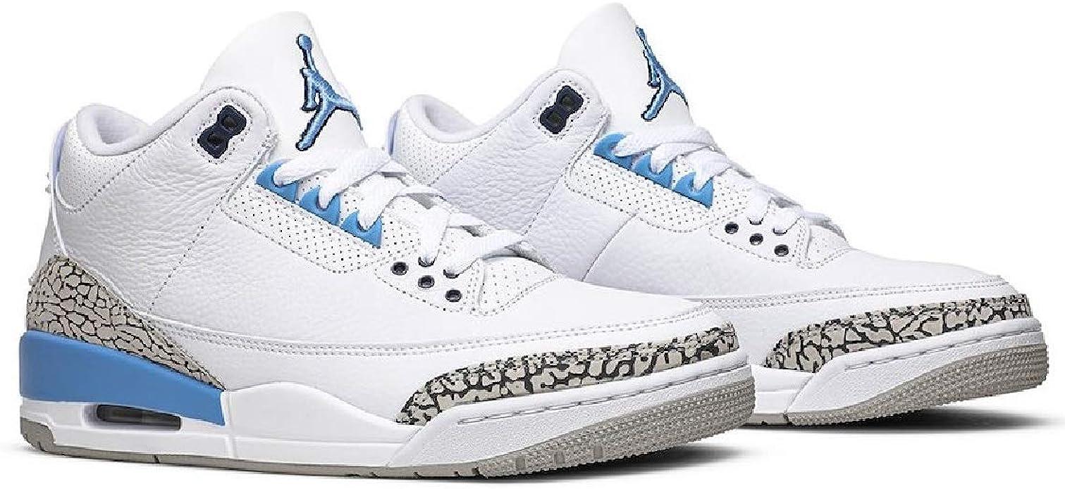 Nike Air Jordan 3 III Retro UNC 2020