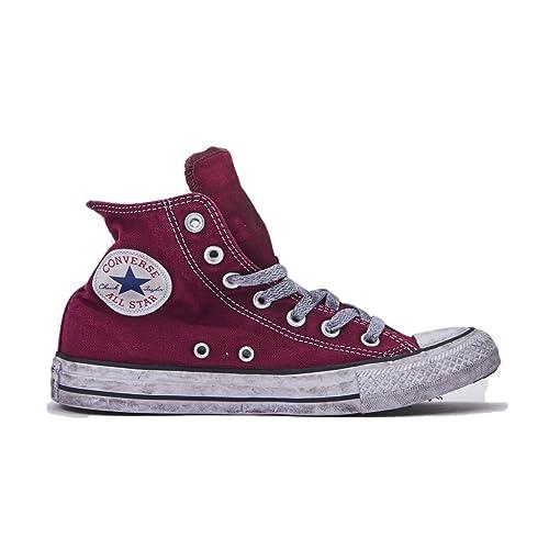 2018 Primavera De Hombre Verano All Star Converse Zapatilla Zapatos Burdeos Ltd Chuck Taylor Ed IeWD29EHY