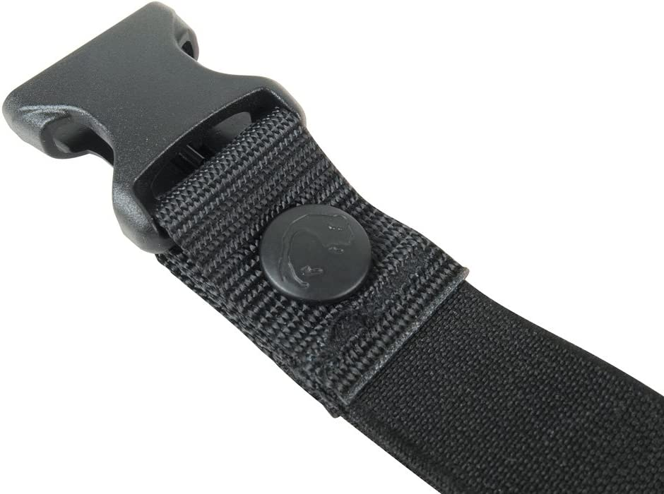 Correa de correa tama/ño 25mm color negro Tatonka Rucksack