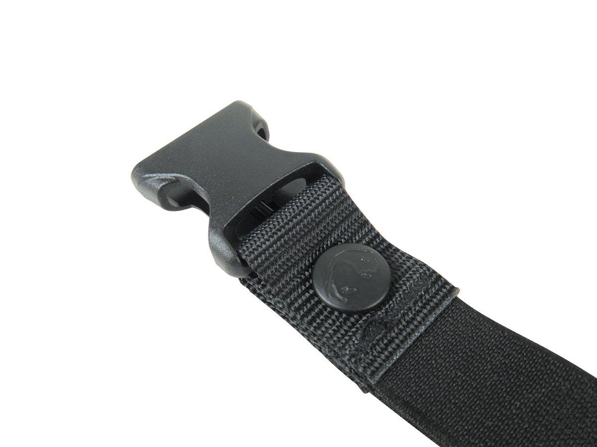 Tatonka Rucksack color negro tama/ño 25mm Correa de correa