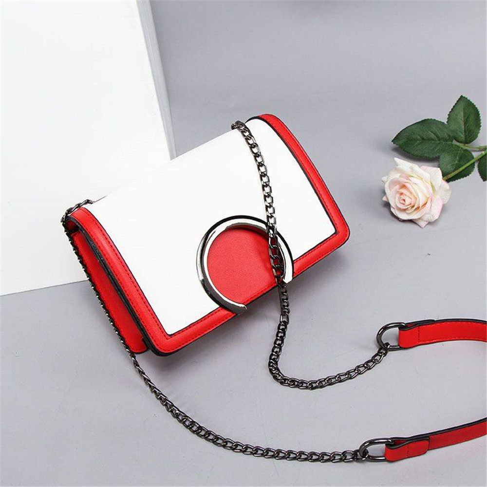 Maiden Single Shoulder Slant Bag Chain Bag,C1,140X205X90Mm