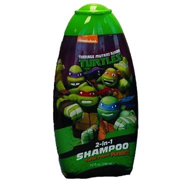 Bcl Kids Teenage Mutant Ninja Turtles 2 in 1 Shampoo, 12 Ounce