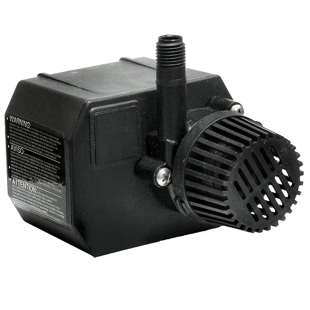 Beckett G210AG 210 GPH Small Pond Pump, 115-Volt by Beckett Corporation