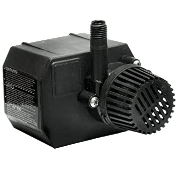Beckett G210AG 210 GPH Small Pond Pump, 115 Volt