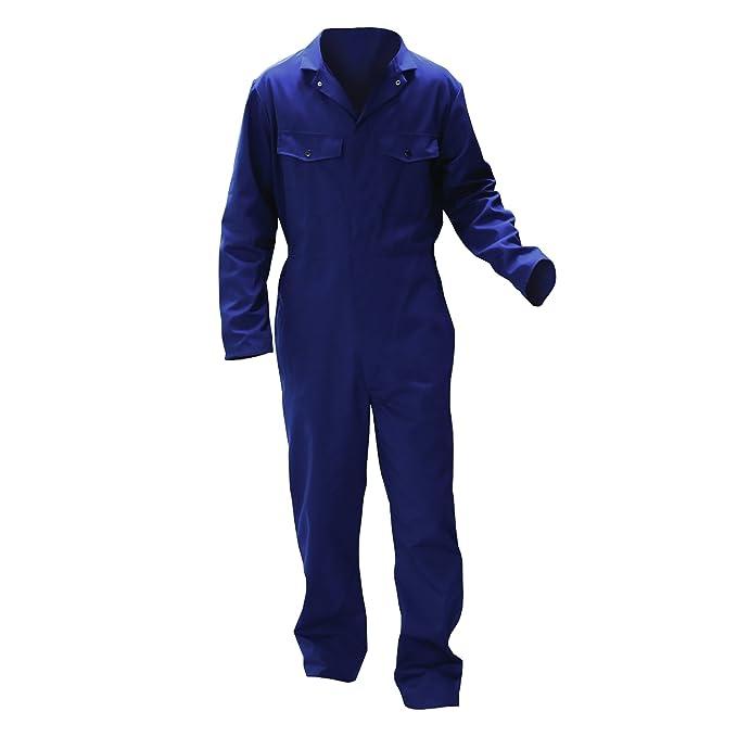 Dickies Redhawk - Mono de trabajo para hombre, color azul, talla X-Large