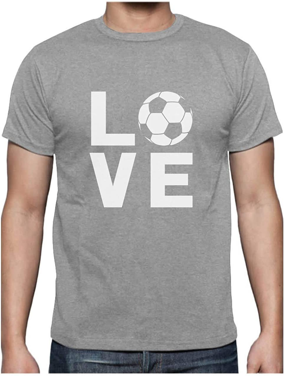 Green Turtle T-Shirts Camiseta para Hombre - Regalos para Deportistas, Regalos Futbol - Love Soccer -