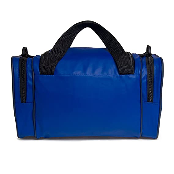 Vashka - Mano Equipaje para Ryanair 20cmx35cmx20cm (Azul Syntetic Leather): Amazon.es: Equipaje