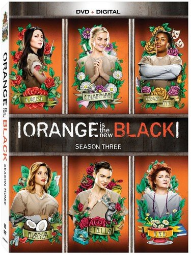 DVD : Orange Is the New Black: Season Three (Boxed Set, Widescreen, , AC-3, Dolby)