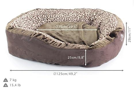 La Korso Pik Animal Lair (Tamaño XXL, Modelo 1, Pet cama para perros