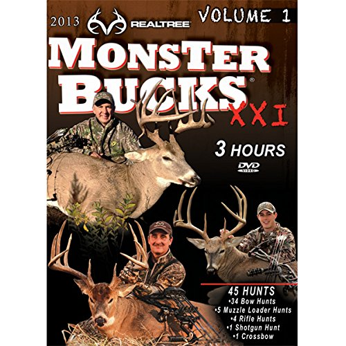 Realtree Outdoor Productions Monster Bucks XXI Volume 1 - Bow Tiffany Hunting