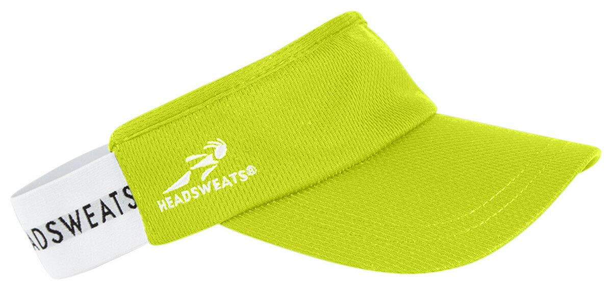 肌触りがいい Headsweats スーパーバイザー サンバイザー Yellow) B01I5XHVBE イエロー(Safety Yellow) サンバイザー One Size Fits Fits All One Size Fits All|イエロー(Safety Yellow), 【楽ギフ_のし宛書】:4a60fd2a --- arianechie.dominiotemporario.com