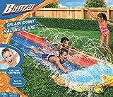 Banzai 16ft Splash Sprint Racing Water Double Slider Water Slide