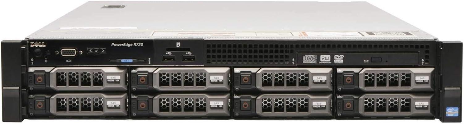 Dell PowerEdge R710 Virtualization Server 2x X5670 2.93GHz 32GB RAM 2x 300GB HDD