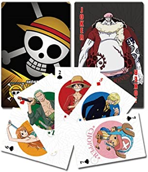 One Piece Juego de Cartas / Poker Cards: Amazon.es: Juguetes y juegos