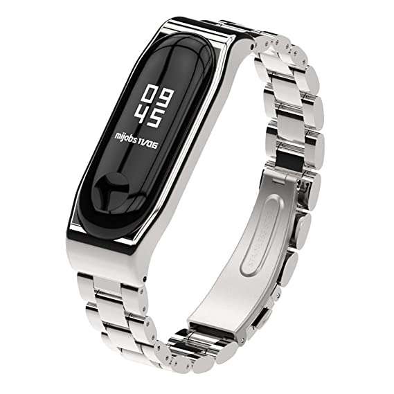 Amazon.com: for Xiaomi Mi Band 3 Smart Watch Band - 5.9