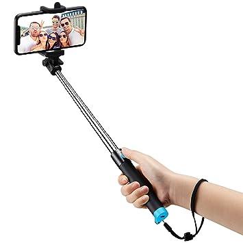 73131462390 Mpow iSnap Pro X-Palo Selfie Bluetooth Extensible Remoto Portátil Universal  para Selfie con Obturador