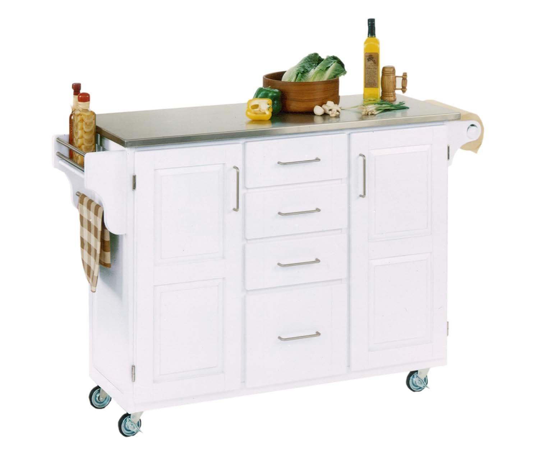 Amazon.com: Home styles diseño tu propia Cocina Isla ...