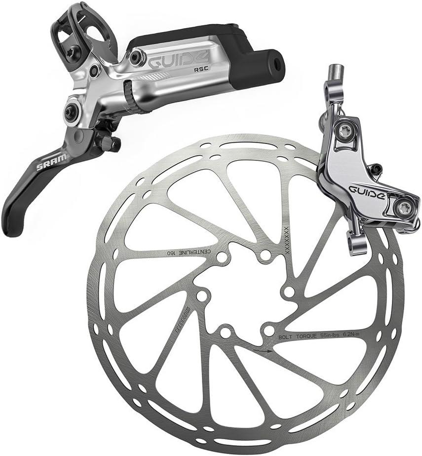 SRAM Guide RSC Left//Front Hydraulic Disc Brake Set Good