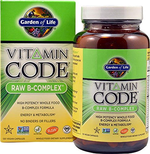 Garden Life Vitamin Code Complex