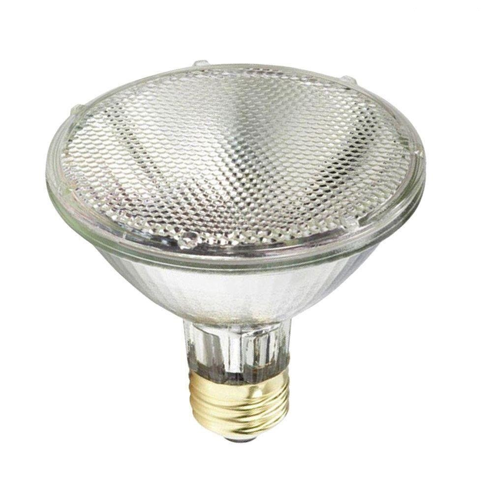 Philips 421438 53-watt PAR30S Dimmable EcoVantage Flood Light Bulb 6-Pack by PHILIPS