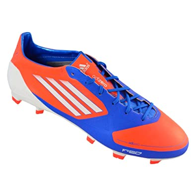 info for cd846 fa5f7 Adidas Fußballschuhe F50 adizero TRX FG Herren infrared-running  white-bright blue (V21436