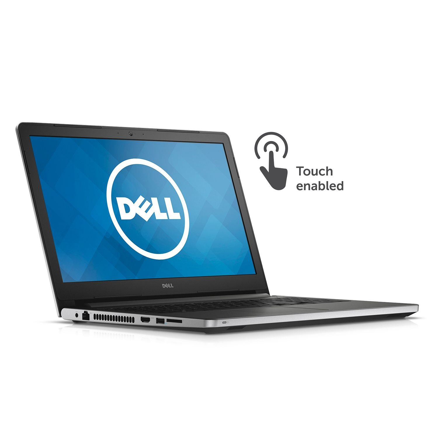 2 in 1 laptop: Dell Inspiron 15 5000 15.6-Inch Touchscreen Laptop
