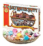 Taffy Town Gourmet Salt Water Taffy, Assorted Gift Box, 14 Ounces