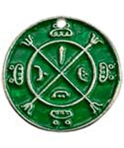 Amazon com: Circle of Protection Amulet Pendant Necklace Mohammedan