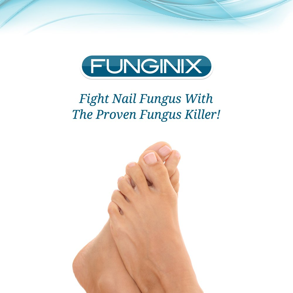 Amazon.com: Funginix Natural Fungus Toenail Treatment - Safe ...