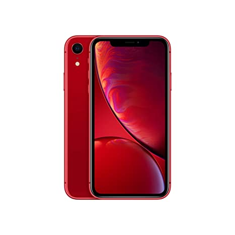 b29ebf602f Image Unavailable. Image not available for. Color: Apple iPhone XR (64GB) -  Red ...