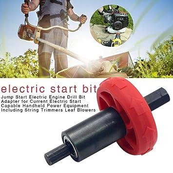 Corwar - Adaptador de taladro para motor eléctrico para aparatos ...