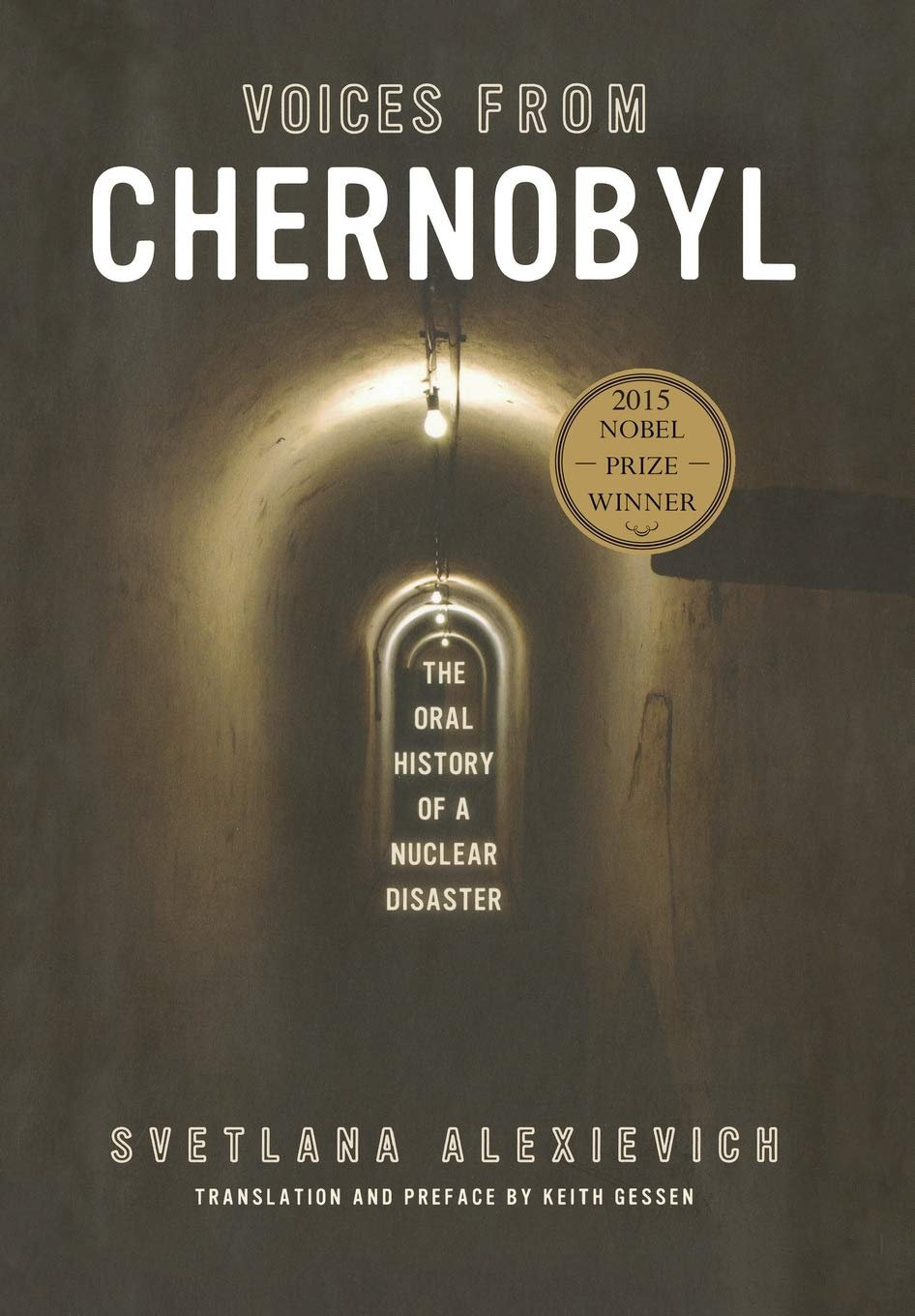 Voices From Chernobyl: The Oral History of a Nuclear Disaster by Dalkey Archive Press