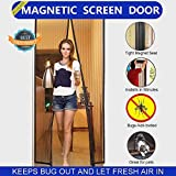 Best Bug Offs - Aloudy Hands Free Bug Off Magnetic Screen Door Review