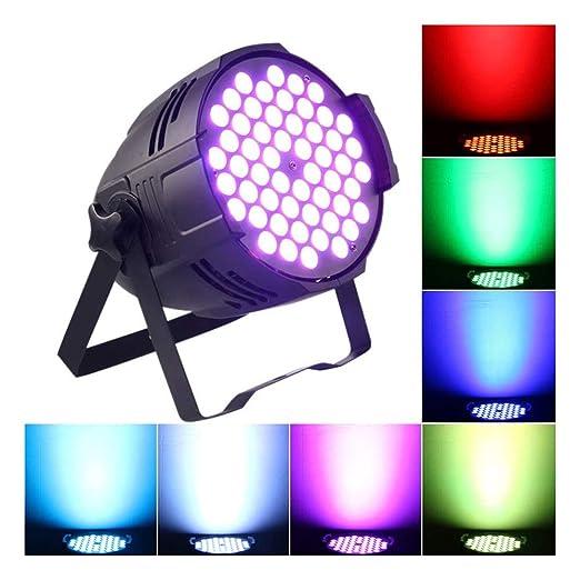 CWC Iluminación, 3W todo color super brillante luz de la igualdad ...