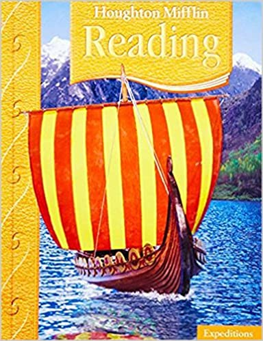 Houghton Mifflin Reading: Student Edition Grade 5 Expeditions 2005