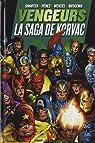 Avengers Korvac saga par Wenzel