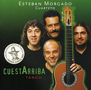 esteban morgado cuarteto