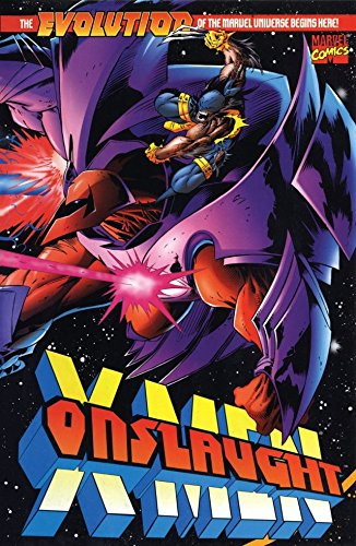 Onslaught Single (Onslaught: X-Men (1996) #1)