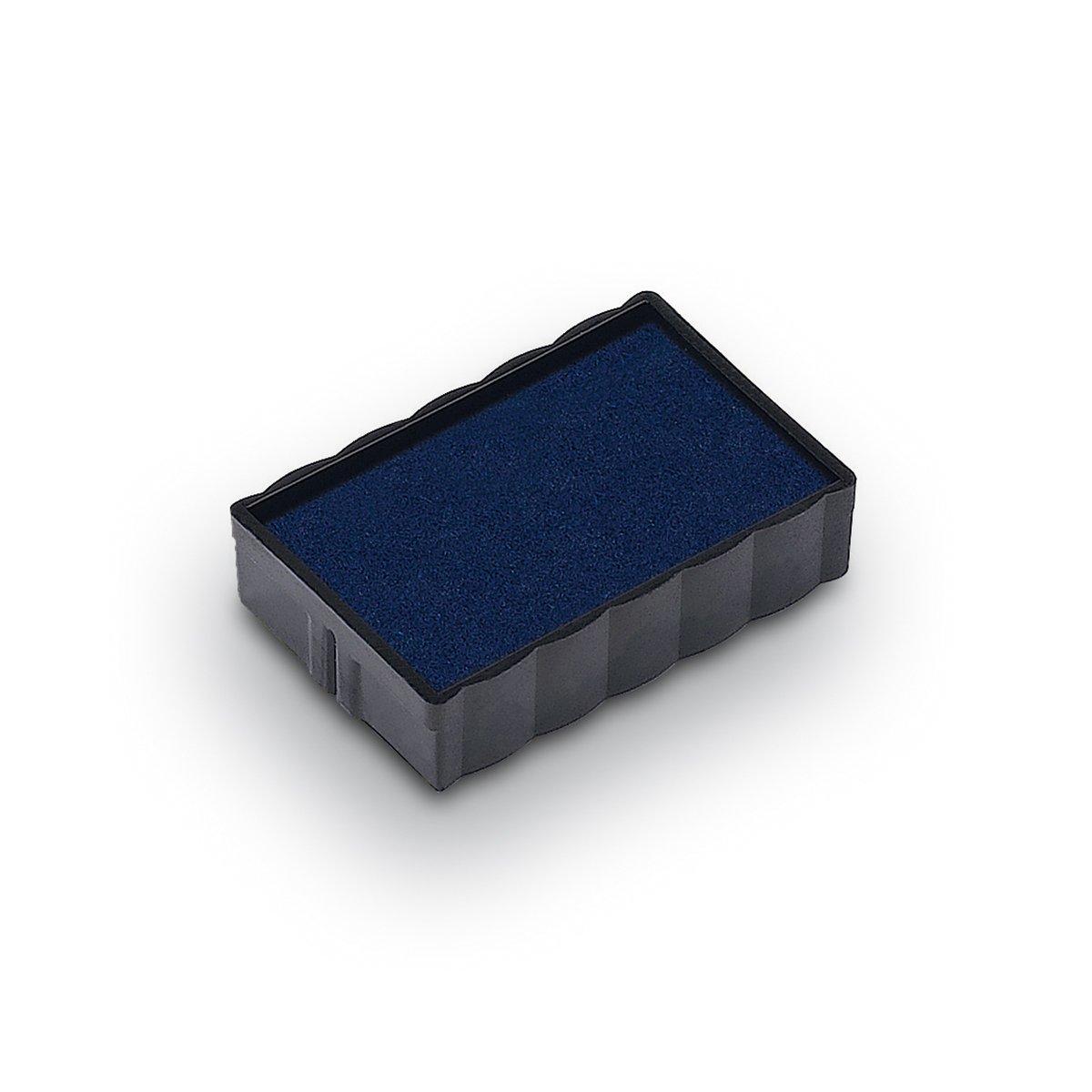 trodat Ersatzstempelkissen 6/4850/2, blau/rot, Doppelpack