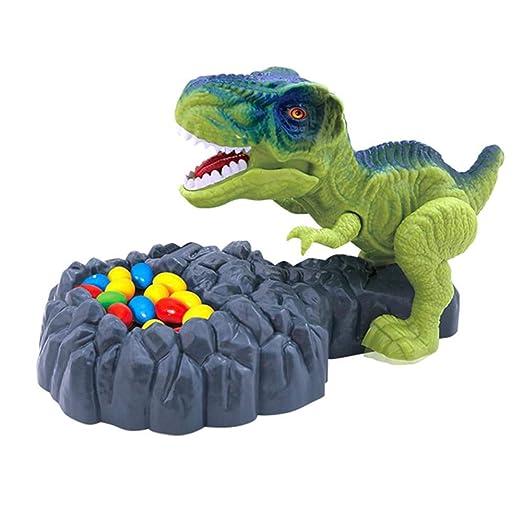 Hamkaw Dinosaur Biting Finger Game Juguetes Divertidos, Crazy ...