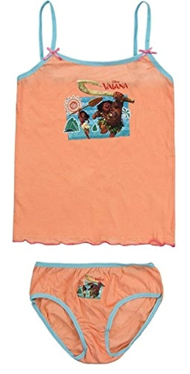 Disney Moana (Vaiana) Girls Underwear Set Beige) DQE 3124