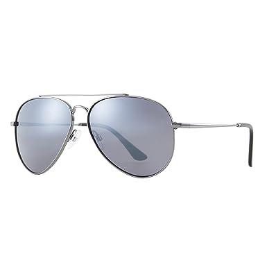 Avoalre Sonnenbrille Herren Polarisiert Aviator Pilotenbrille verspiegelt UV Schutz 400 Blau FqGJzwqCZ