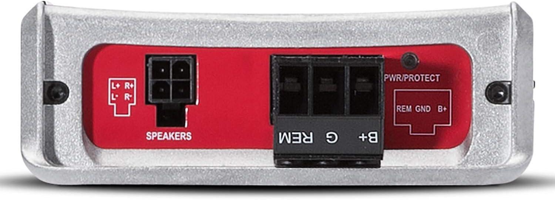 Rockford Fosgate PBR300X4 Punch 300 Watt 4 Channel Boosted Rail Amplifier
