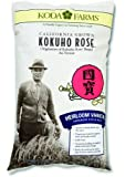 Koda Farms Kokuho Rose Heirloom Japanese Style Rice, 15 Pound