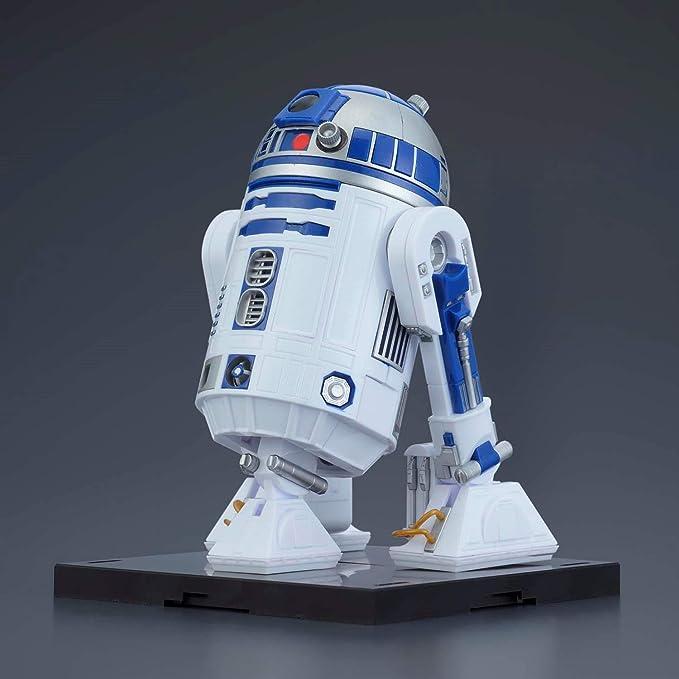 Amazon Com Bandai Hobby Star Wars 1 12 Plastic Model R2 D2 Rocket Booster Ver Star Wars Toys Games